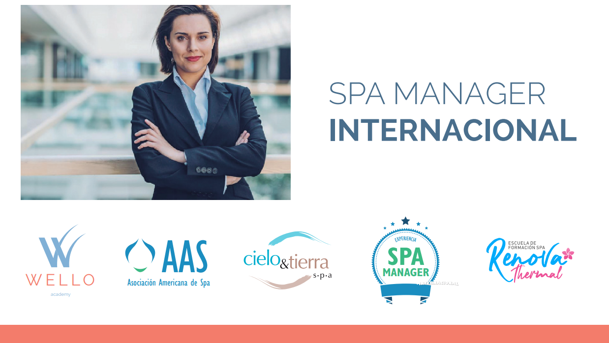 Certificado de SPA Manager Internacional